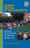 2012 Summer Festival at The Huntington